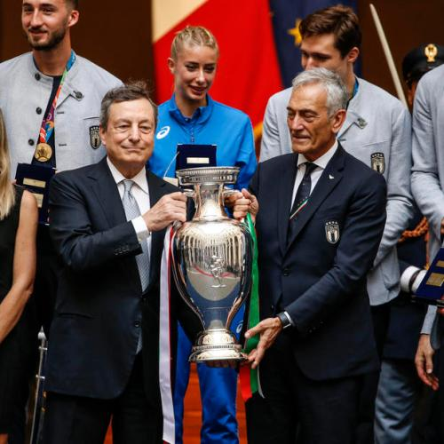 Italy basks in Euro2020 glory, hopes it will help heal national wounds