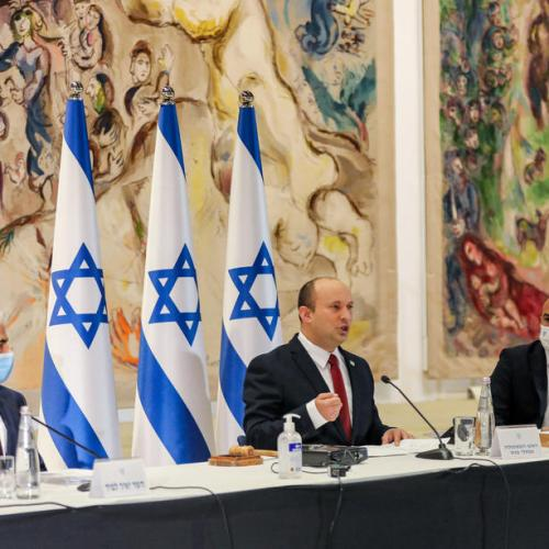 Liberals in Israeli government to discuss NSO spyware with defence minister