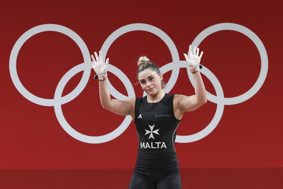 Photo Story – Malta's Yasmin Zammit Stevens competes during Tokyo Olympics