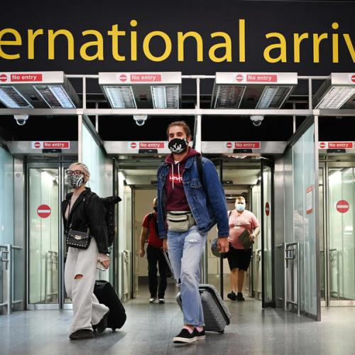 UPDATED: England scraps France quarantine for fully vaccinated travellers