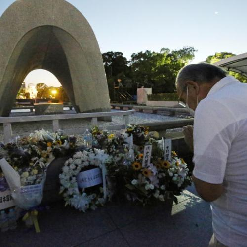 Photo Story: Japan marks 76th anniversary of Hiroshima atomic bombing