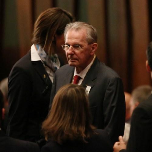 Former IOC president Rogge dies at 79