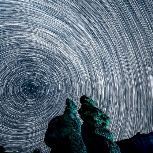 Photo Story: Perseid meteor shower over Kuklice, North Macedonia