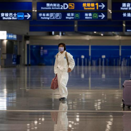 China reports no new local COVID-19 cases for first time since July
