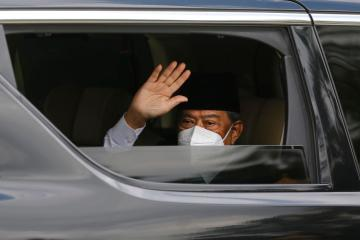 UPDATED: Malaysia PM resigns