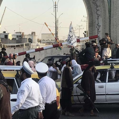 Taliban insurgents enter Afghan capital Kabul