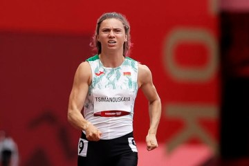 Belarus athlete granted Polish visa after refusing to go home
