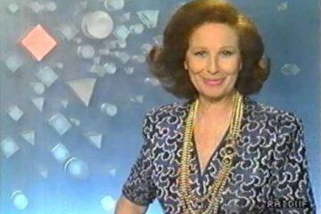 Italian iconic TV broadcaster Nicoletta Orsomando dies at 92