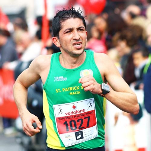 Maltese athlete George Vella to take part in World Deaf Athletics Championships