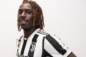 Juventus re-sign Moise Kean