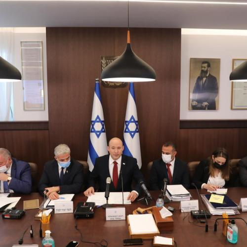 Israeli cabinet starts first state budget debate in three years