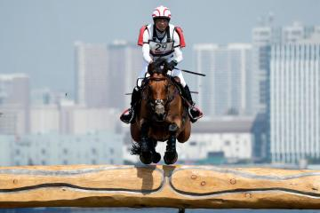 Photo Story – Olympic Games 2020 Equestrian