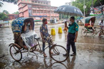 Photo Story – Lockdown in Dhaka, Bangladesh