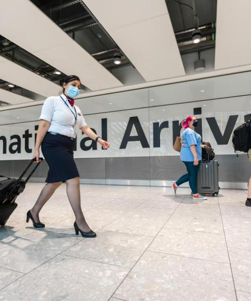 UK will probably review COVID-19 travel rules later on Friday