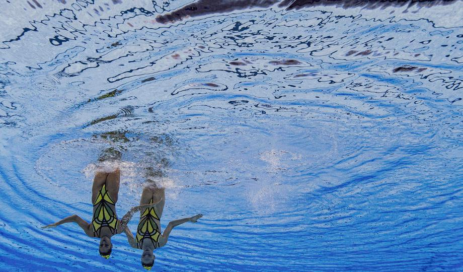 Photo Story – Olympic Games 2020 Artistic Swimming
