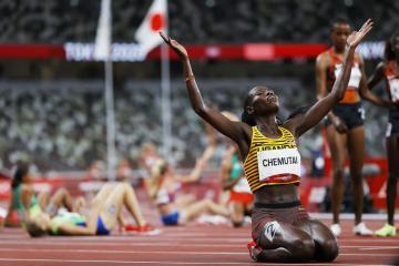 Photo Story – Olympic Games 2020 Athletics