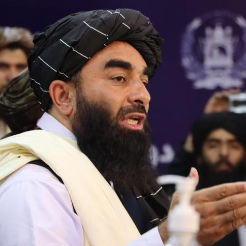 Taliban name new Afghan government, interior minister on U.S. sanctions list