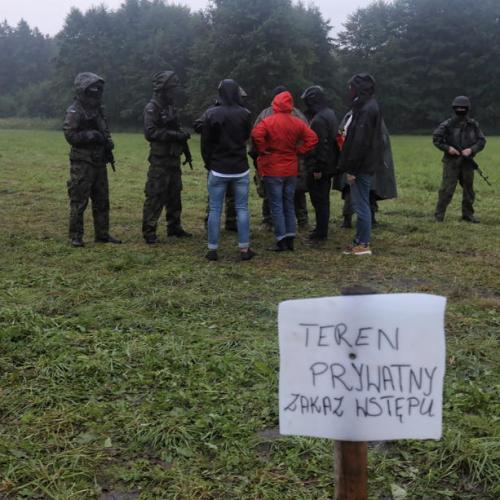 European neighbours jointly rebuke Belarus for illegal migrant surge
