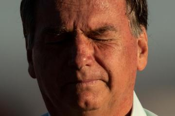 Bolsonaro says he will be arrested, killed or declared winner