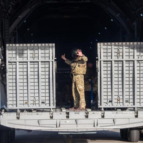 UK says its final military flight has left Kabul