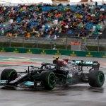 Hamilton takes his 100th F1 win with victory in Russia