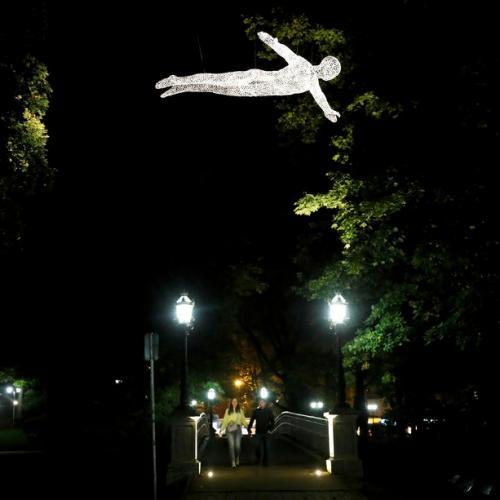 Photo Story: White Night in Riga