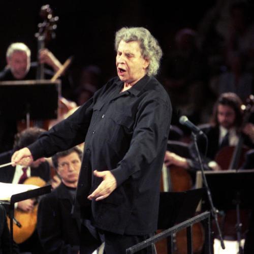 Photo Story: 'Zorba the Greek' composer Theodorakis dies at 96