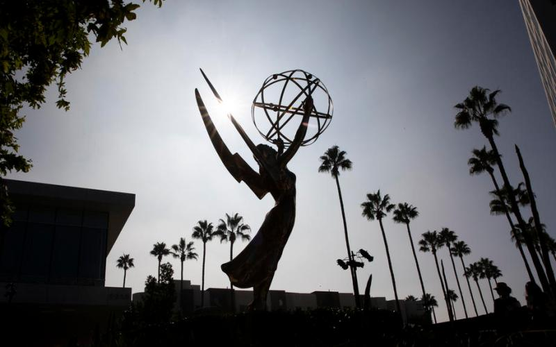 The Crown,' 'Ted Lasso' lead field in second pandemic-era Emmy Awards