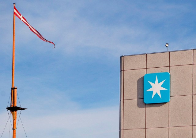 Maersk's green ships have first-mover disadvantage