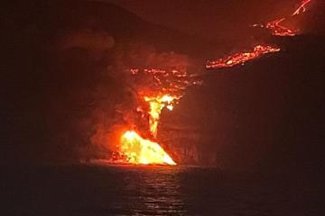 No end in sight to volcanic eruption on Spain's La Palma