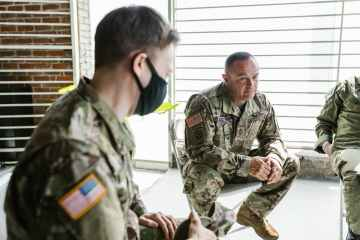 U.S. Army says soldiers who refuse COVID-19 vaccine could be dismissed
