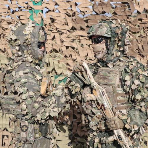 Photo Story: Spot the soldiers