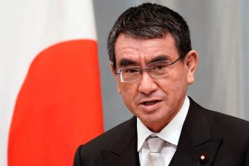 Japan PM Suga to back vaccine minister Kono in LDP leadership race – media