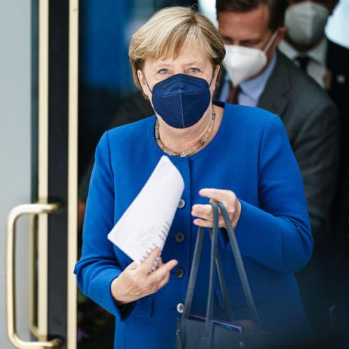 'Ms Nord Stream 2?': Germany's Merkel makes difficult last visit to Poland
