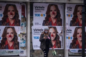 Argentines head to polls in litmus test for Peronists