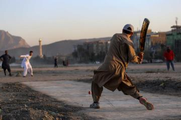 Photo Story – Daily life in Kabul's crisis