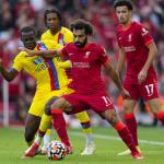 Ton up for Mane as Liverpool sink Palace 3-0