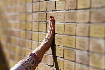 Photo Story – Holocaust memorial in Amsterdam