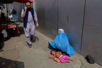 Photo Story – Poverty in Kabul