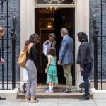 Photo Story – Petition to free jailed British-Iranian Nazanin Zaghari-Ratcliffe delivered to Downing Street in London