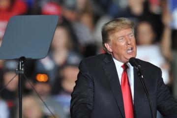 Former U.S. president Donald Trump launches 'TRUTH' social media platform