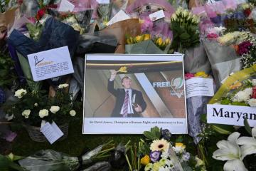 UPDATED: Man charged with murder of British lawmaker Amess