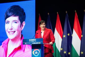 It's 'Orban or Europe' in 2022 election, Hungary opposition frontrunner says
