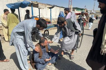 At least 30 killed in Afghanistan mosqueblast