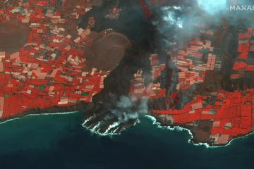 UPDATED: Volcanic lava in Spain's La Palma engulfs more houses