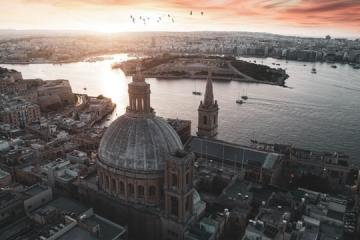 Malta: Financial services contribute 90% to FDI in 2020