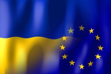 Ukraine received 600 million euros from EU, president says