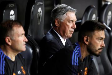 Ancelotti says fear can be positive ahead of El Clasico
