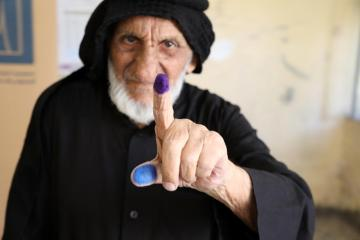Iraqis vote in general election, a test for democratic system