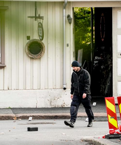 Norwaybow-and-arrow attack suspect transferred to health services